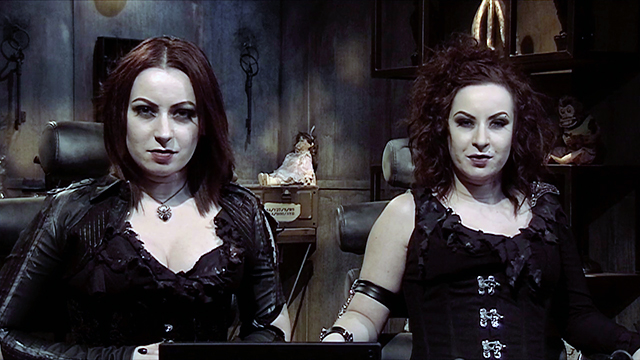 The Soska Sisters host HELLEVATOR
