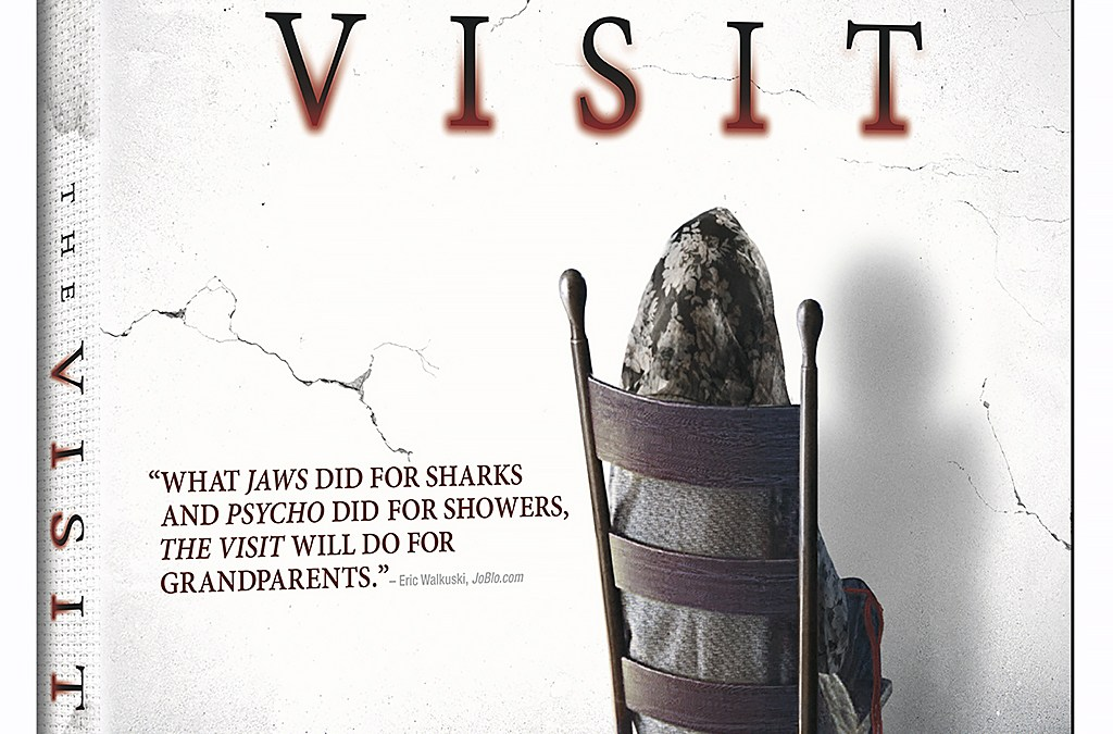 M. Night Shyamalan's 'The Visit' (2015) out on Blu-ray/DVD/VOD today – and you can win a copy!