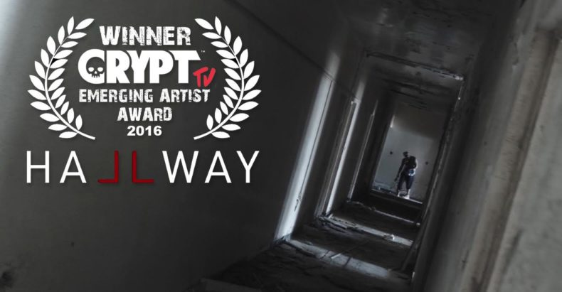 Syrian filmmaker wins CryptTV's inaugural Emerging Artist Award for intense short 'Hallway'