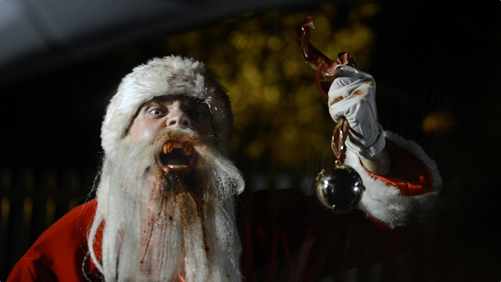 SHORT: Horror anthology 'Scary Endings' S2E02 gets seasonal with 'Santa Claus is a Vampire'