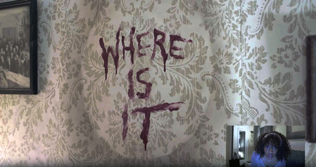 Image from Where Is It (2017) horror short