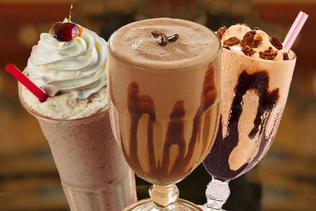 Resultado de imagem para MILK SHAKE DE CAFÉ
