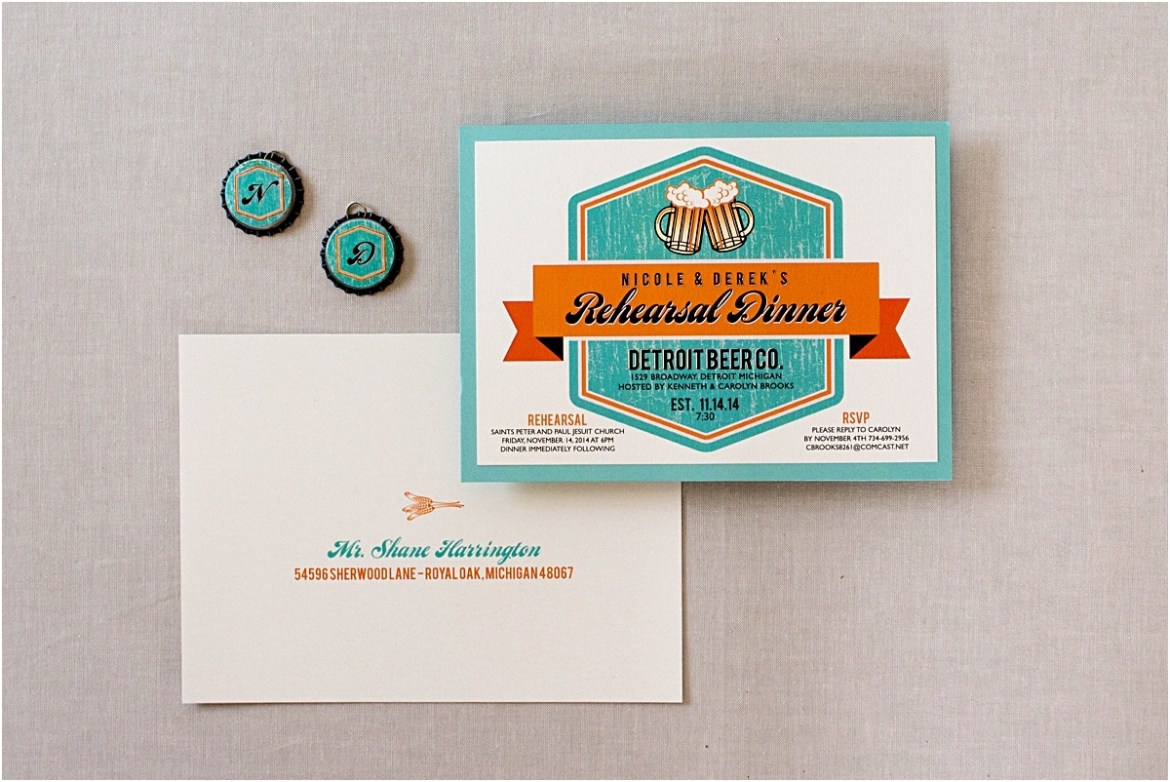 rehearsal dinner brewery invitations _0000