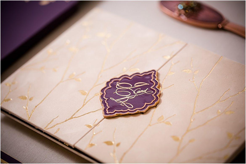 invitation medallion