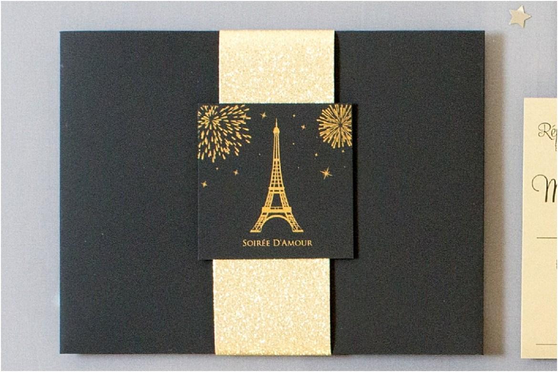 new years eve in paris invitation