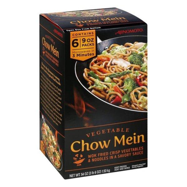 Ajinomoto Vegetable Chow Mein Side