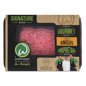 Wahlburgers Loaf on White