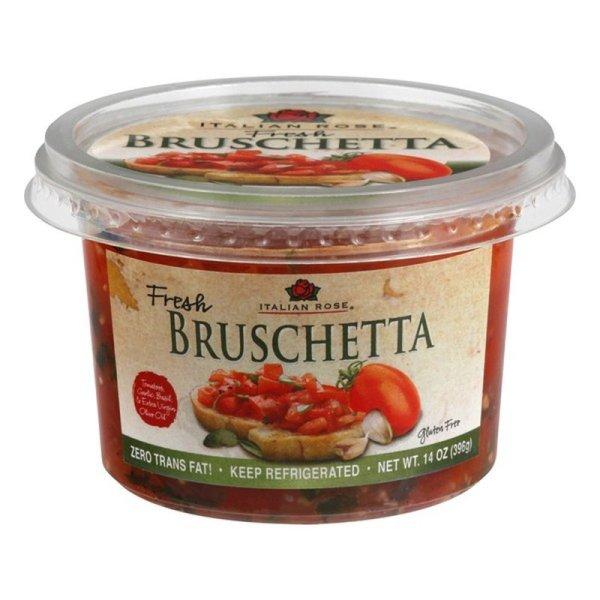 Fresh Bruschetta