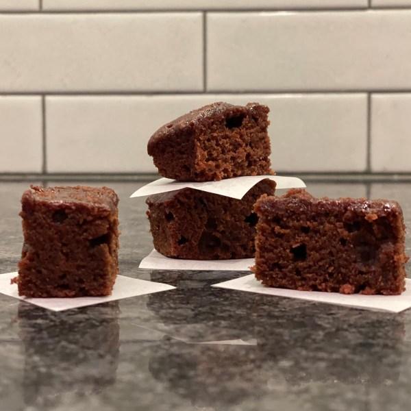 Brownie Cubes 2