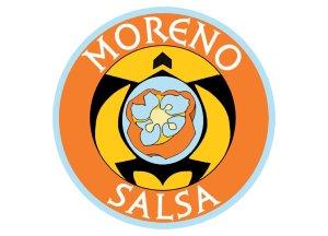 Moreno Salsa Logo - Slider