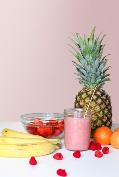 Smoothies, Bowls & Juices