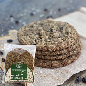 Oatmeal Raisin Feature