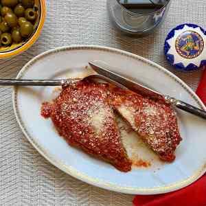 Da Luciano Eggplant Parmigiana