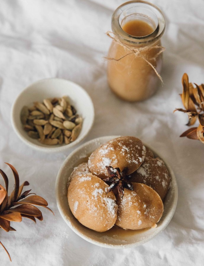 Spiced Gluten-free Doughnuts (Vitumba)- Cameroon