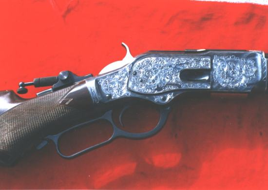 Uberti / Navy Arms 1873 Deluxe Sporting Rifle