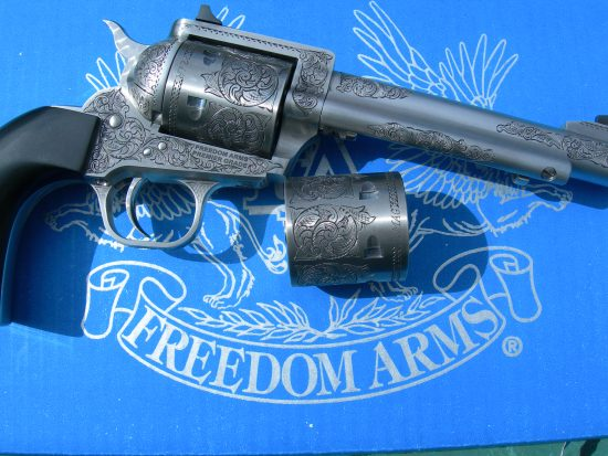Freedom Arms Magnum