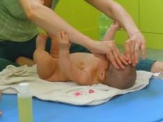 Massage BB PMI Goutte de Lait Saint Léon