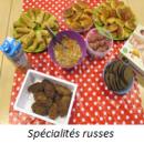 repas russie