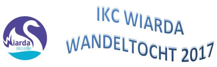 IKC Wiarda organiseert jaarlijkse wandeltocht