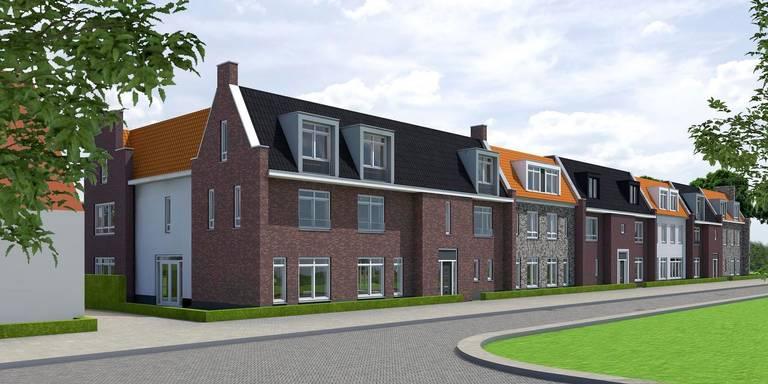 Eindelijk komt wijkje Zuidlanden af: Noorderbreedte bouwt 96 zorgwoningen