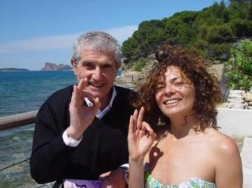 Claude Lelouche and Celia gouveiac La Ciota 2007