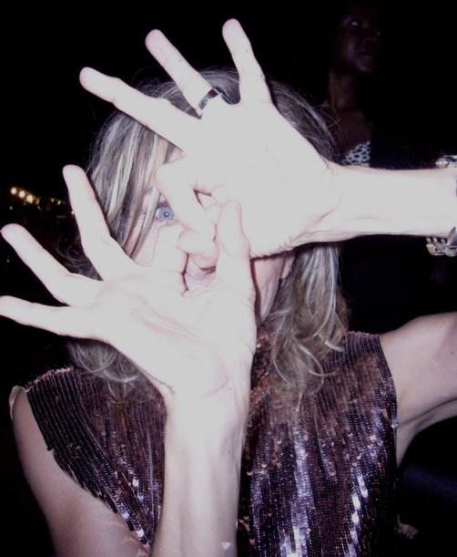 Valérie Penven Cannes festival 2009
