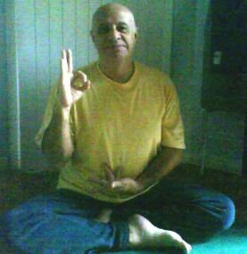 Sergio Camara mestre yoga
