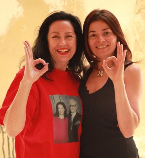 Sylvana Lorenz et CG YTL
