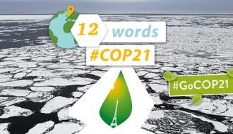 Do you speak #COP21?