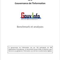 Benchmark observatoire #GouvInfo (édition 15/16 - 2016)