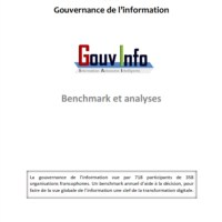 Benchmark observatoire #GouvInfo (édition 14/15 – 2015)