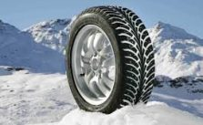 Quels pneus choisir pour mieux affronter l'hiver ?