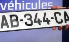 Comment bien choisir sa plaque d'immatriculation auto ?