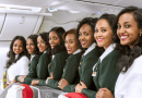 Ethiopian Airlines operates an all-female flight crew within Africa