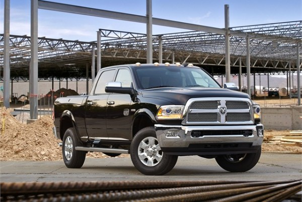 2014 Ram Heavy Duty to Feature All-New V-8 Engine and New ...
