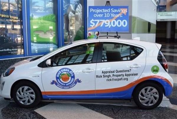Fla. Appraiser's Fleet Vehicles Replace Reimbursement ...