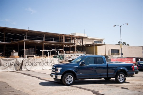 Gallery: Ford s 2015 F-150 was the top-selling pickup ...