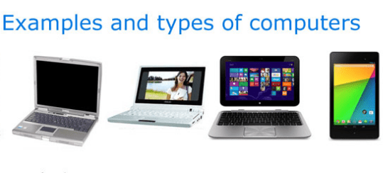 Different types of computers pdf merge