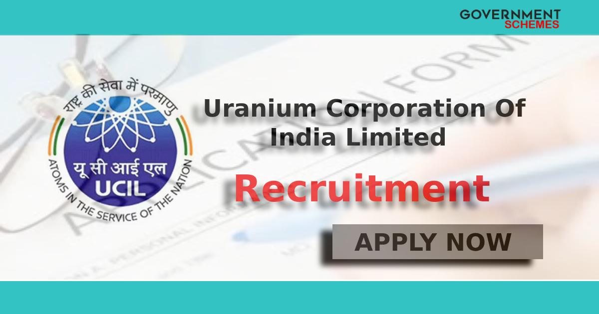 UCIL Apprentice Recruitment 2021
