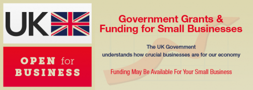 Small Business Grants & UK Gov Funding - Gov Grants Hub UK