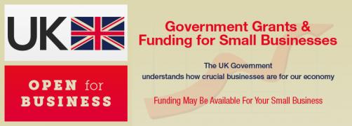 Small Business Grants & UK Gov Funding - Gov Grants Hub UK