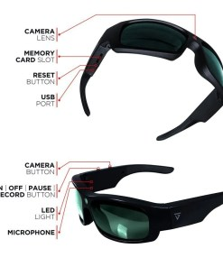 HD Video capture Sunglasses