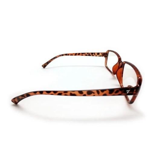 Matte Tortoise Eyeglasses