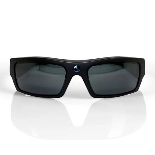 HD Video Recording Glasses Black