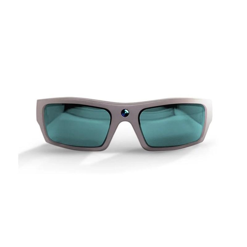 Video Recording Sunglasses Grey