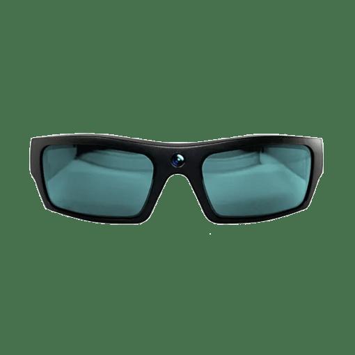 Video Recording Sunglasses Black SOL
