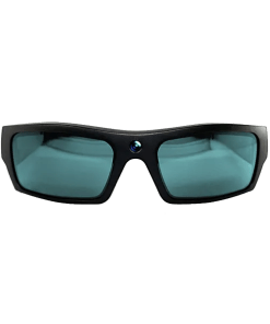 Video Recording Sunglasses Black SOL