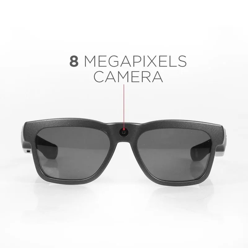 sunglasses with camera