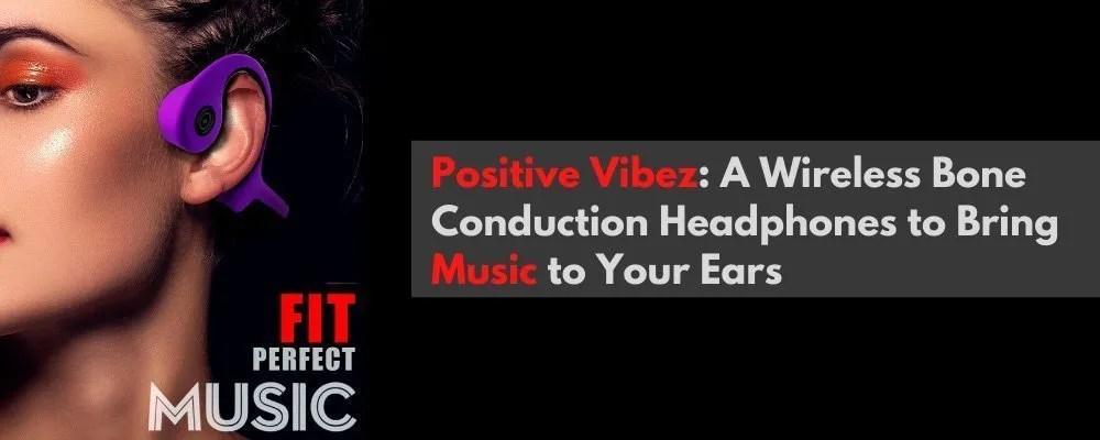 Bluetooth Bone conduction headphones