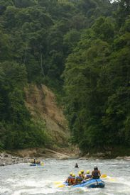 Taking in the beauty of the Pacuare River-Turrialba, Cartago